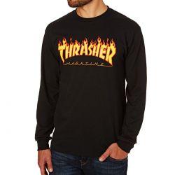 THRASHER Flame longsleeves...