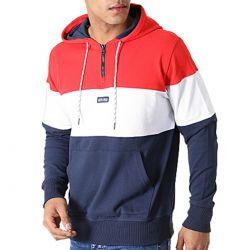 """WRUNG """"Hank"""" hoodie navy"""
