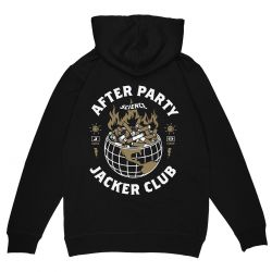 "JACKER ""Ashtray World"" hoodie"