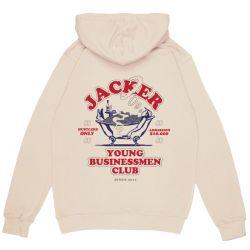 """JACKER """"Business Club"""" hoodie"""