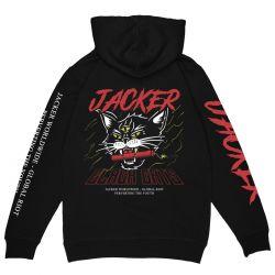 """JACKER """"Savage Cats"""" hoodie..."""