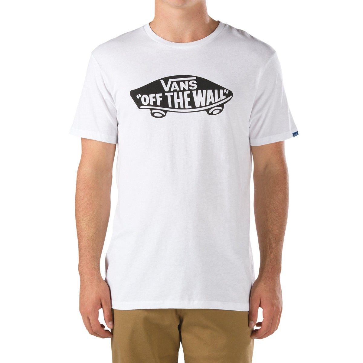 t-shirt vans off the wall