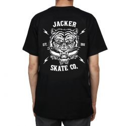 JACKER Tiger Co. tee-shirt...