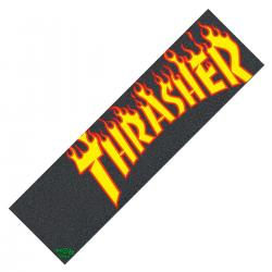 THRASHER X MOB Flame Logo...