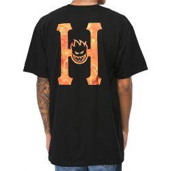 HUF X SPITFIRE tee-shirts...