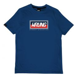 "WRUNG Tee-shirt ""Box"" navy"