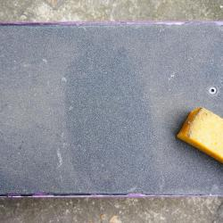 Enjoi Skateboard Grip Tape Cleaner Wonder Rub Gum
