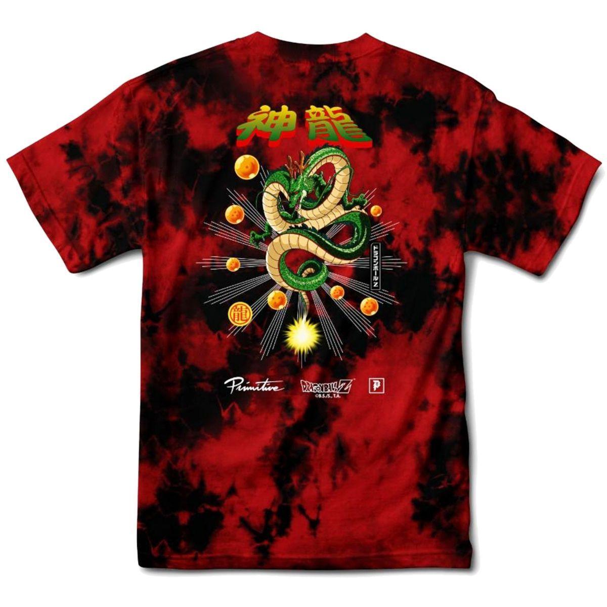 Primitive Skate x Dragon Ball Z Mens Beanie II Black