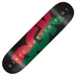 """DGK Skateboard deck """"Lux"""" 8..."""