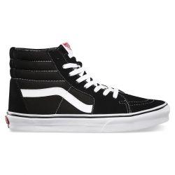 VANS SK8-Hi black white...