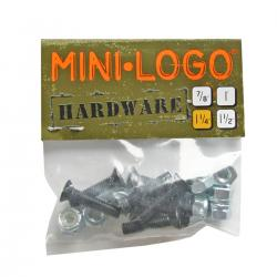 MINI LOGO Bolts 1.25 inches