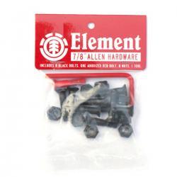 ELEMENT Skateboard bolts...