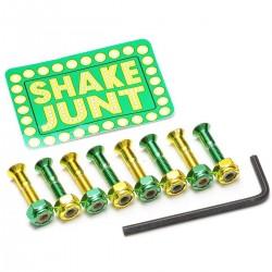 SHAKE JUNT Allen bolts...