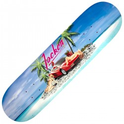 "JACKER ""Island"" skate deck"