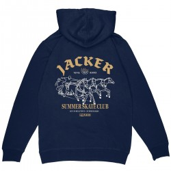 """JACKER """"Summer Club"""" hoodie..."""