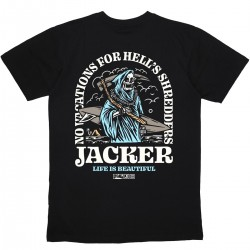"JACKER Tee-shirt ""No..."