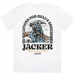 """JACKER Tee-shirt """"No..."""