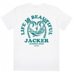"JACKER Tee-shirt ""Palm Beach"""