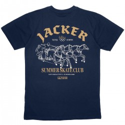 "JACKER ""Summer Club"" Tee-shirt"