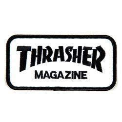 THRASHER Patch Logo black...