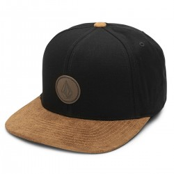 "VOLCOM ""Quarter Fabric"" cap"