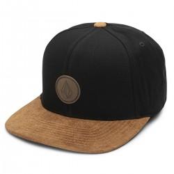 "VOLCOM ""Quarter Fabric"" cap"