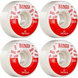 BONES Wheels 100's V4 OG...