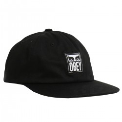 "OBEY ""Icon Label"" 6 panel..."