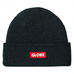 "GLOBE ""Bar Beanie"" bonnet noir"