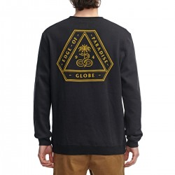 "GLOBE Sweat crew ""Edge Of..."