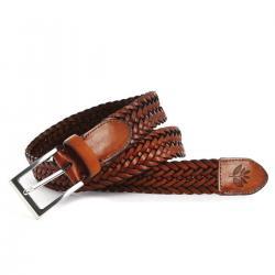"""MAGENTA """"Braider Belt""""..."""