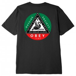 "OBEY Tee-shirt ""Black Swan"""