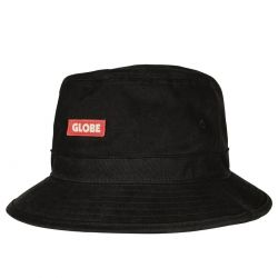 "GLOBE ""Bar"" bucket hat black"