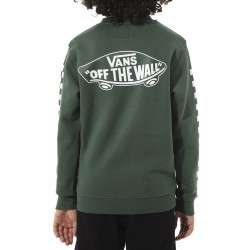 VANS sweat-shirt ras de cou...