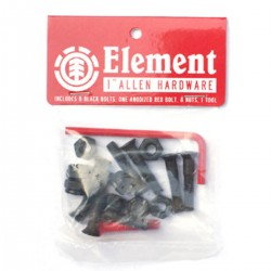 ELEMENT Skateboard visserie...