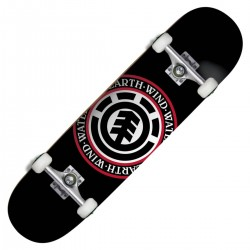 "ELEMENT ""Seal"" skateboard..."