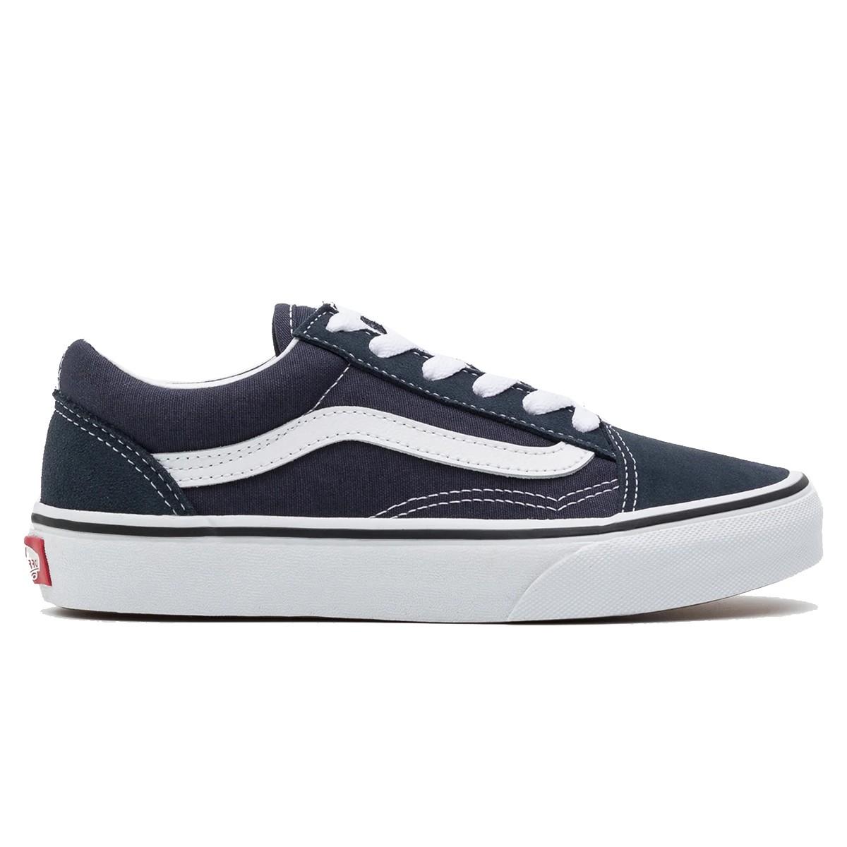 """VANS Shoes """"Old Skool"""" india ink/true white"""