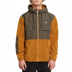 "VOLCOM ""Yzzolate Lined"" zip..."