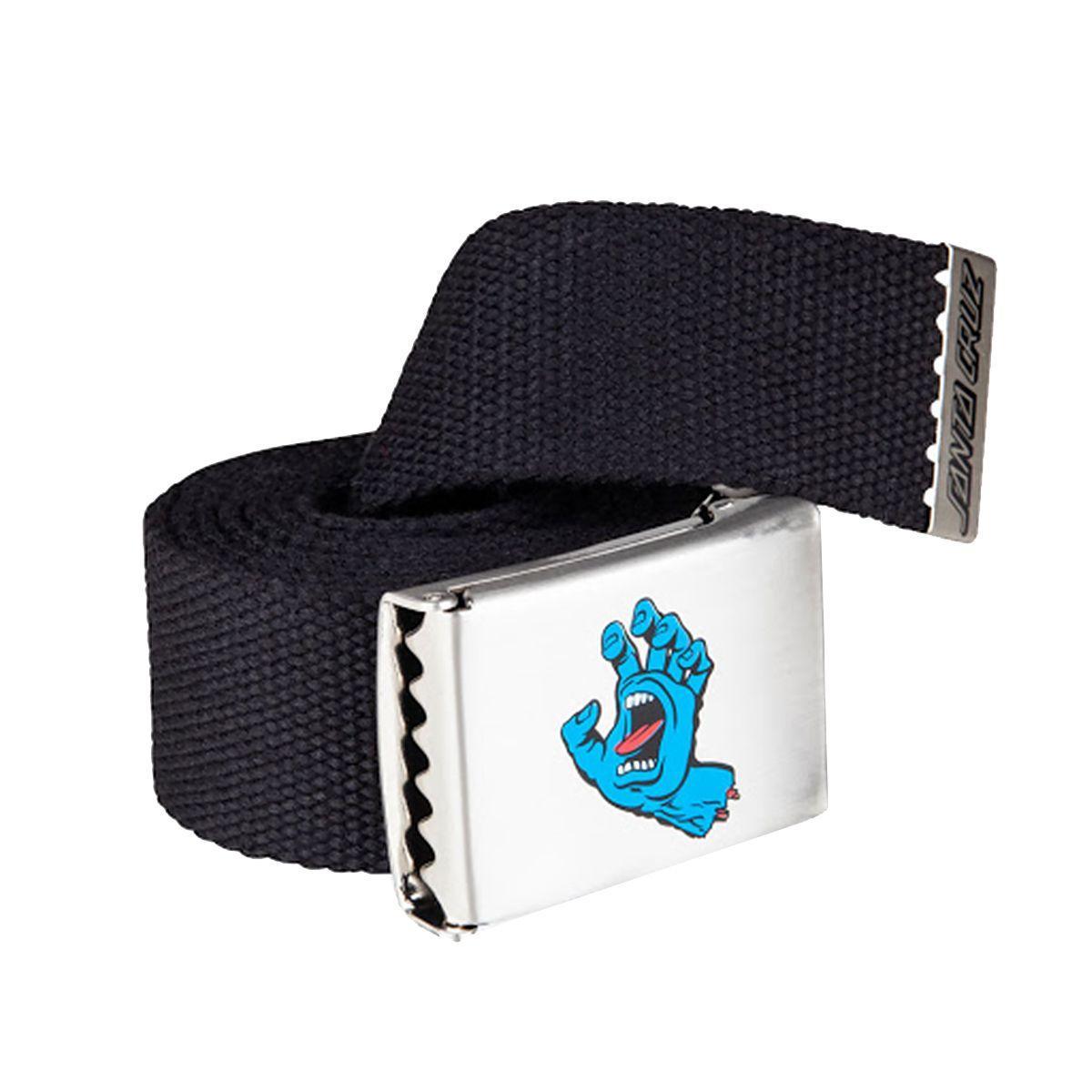Scream Belt Buckle