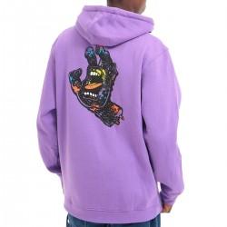 SANTA CRUZ hoodie Hand...