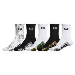 GLOBE Malcom Sock camo 5...