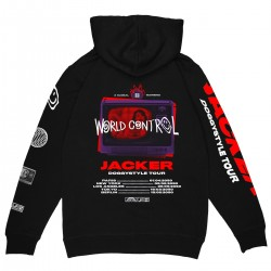 "JACKER ""World Tour"" hoodie..."