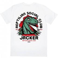 """JACKER """"Reptilian"""" Tee-shirt"""