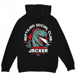 "JACKER ""Reptilian"" hoodie"