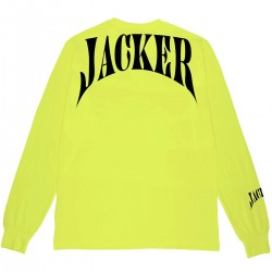 "JACKER ""Corpo"" long sleeves..."