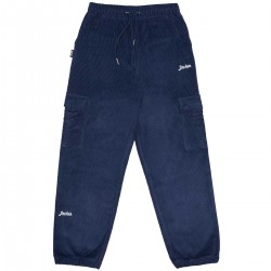 JACKER Pantalon en velour...