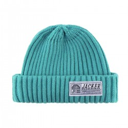 "JACKER ""WCT Short beanie"" teal"