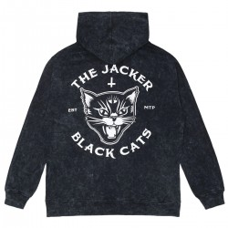 "JACKER ""Black Cats"" felpa..."