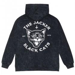 """JACKER """"Black Cats"""" hoodie..."""