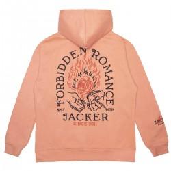 """JACKER hoodie """"Forbidden..."""